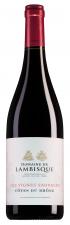 Domaine de Lambisque Côtes du Rhône Les Vignes Sauvages