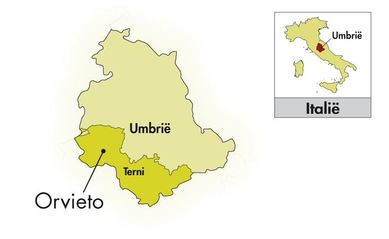 Cantina Cardèto Umbria Matile Bianco