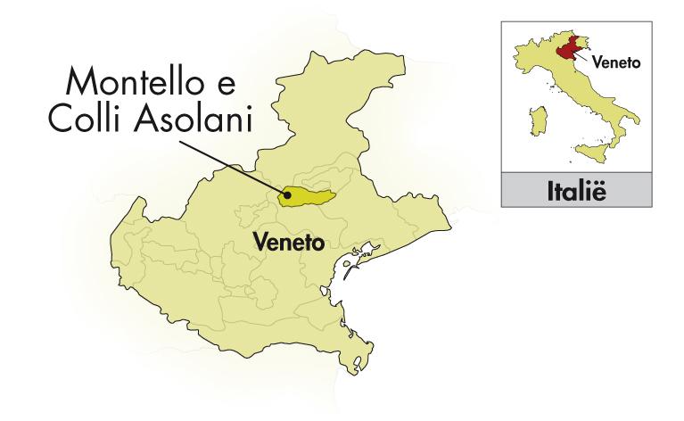 Loredan Gasparini Asolo Prosecco Spumante jéroboam