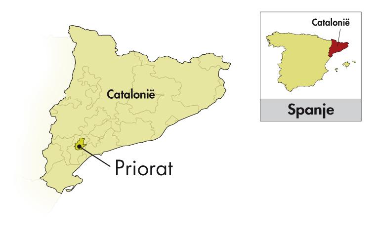 Costers del Priorat Priorat Clos Cypres