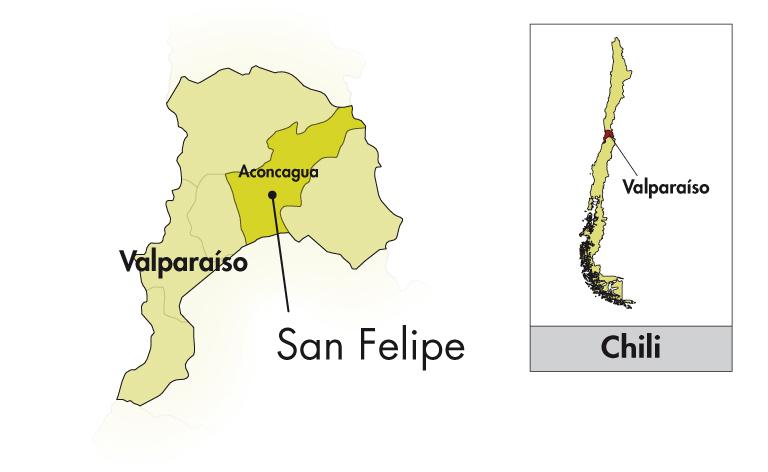 Viña von Siebenthal Aconcagua Valley Parcela 7