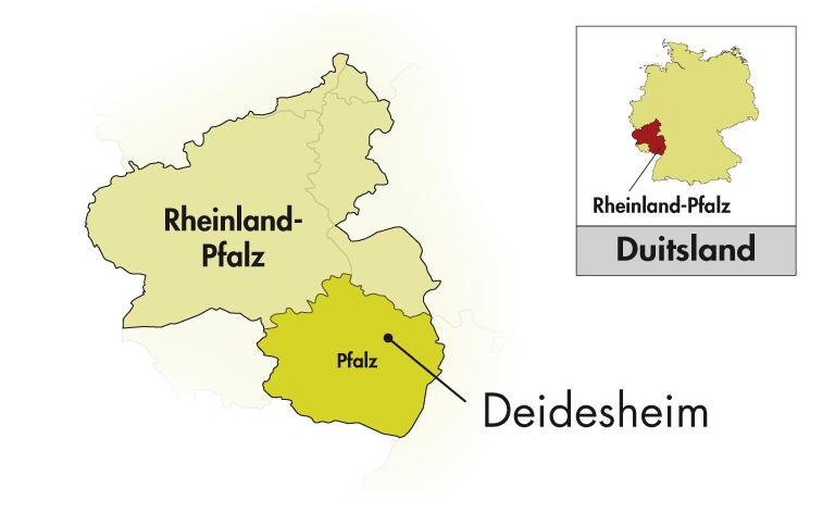 Reichsrat von Buhl Pfalz Reiterpfad GG Riesling