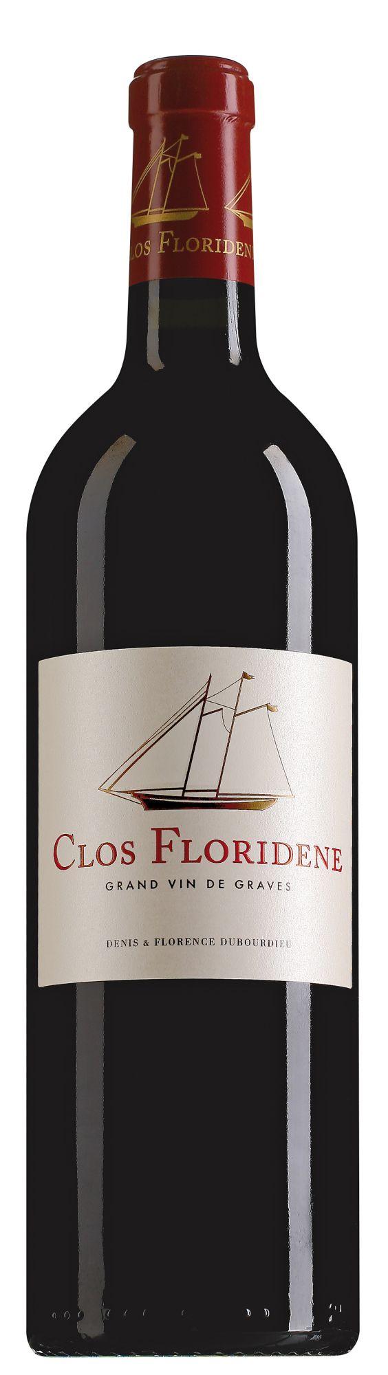 Clos Floridène Graves rood