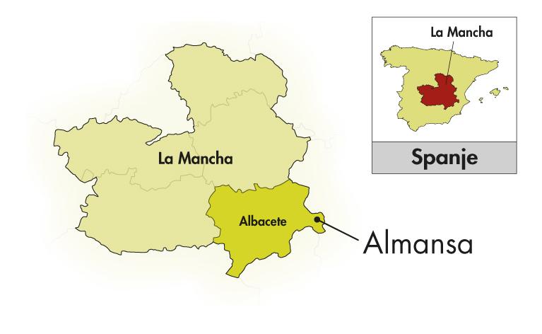 Camino de Caza Almansa Tinto