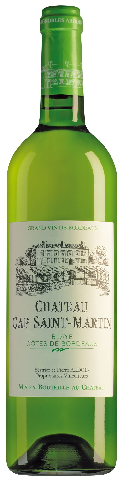 Château Cap Saint Martin Bordeaux Blanc