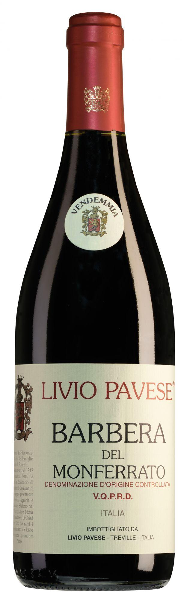 Livio Pavese Barbera del Monferrato
