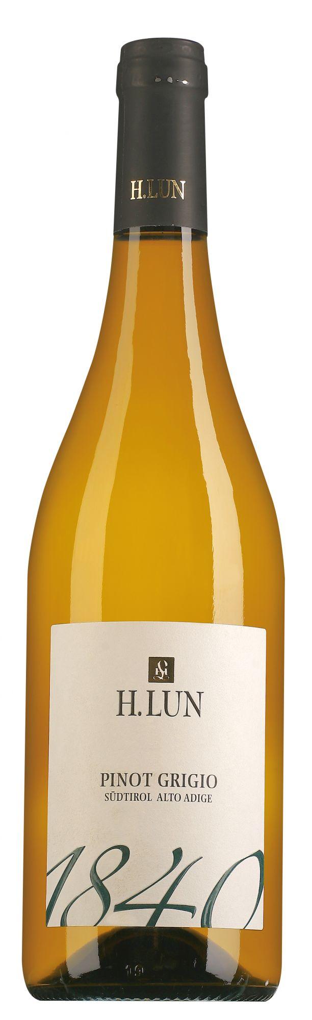 H. Lun Alto Adige Pinot Grigio