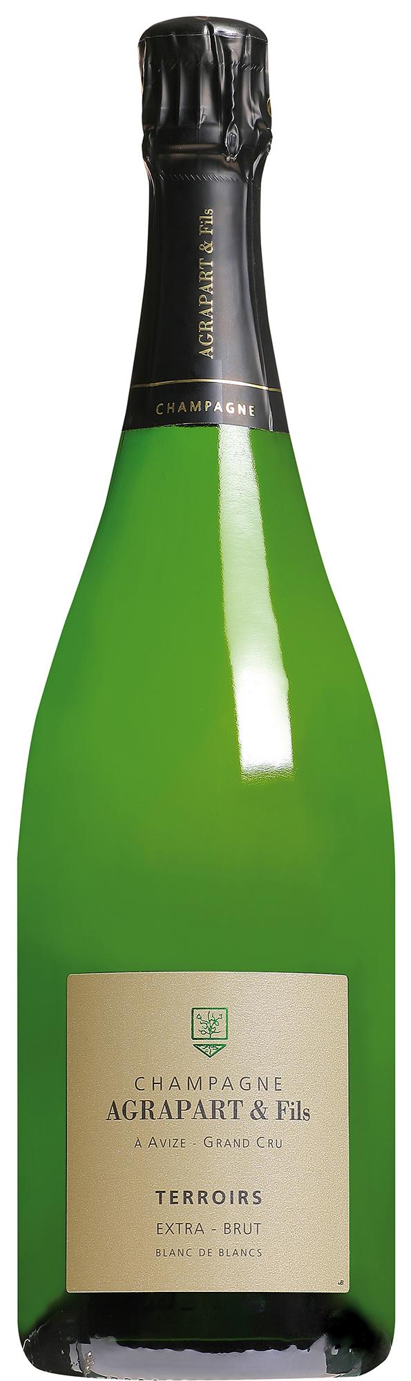 Agrapart Champagne Grand Cru Terroirs Extra Brut jéroboam