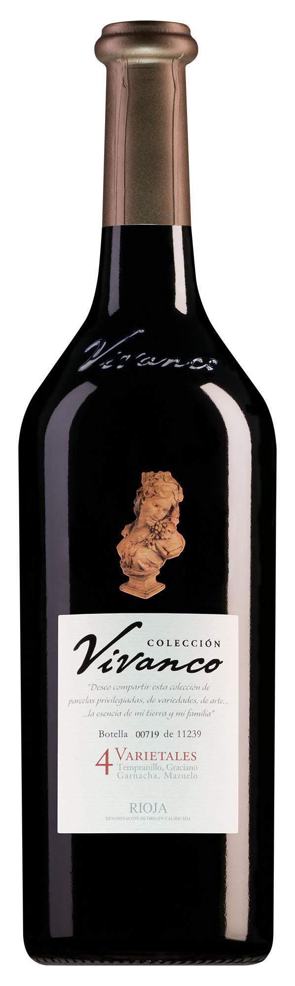 Vivanco Rioja Colección 4 varietales