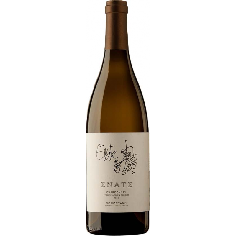 Enate Chardonnay Fermentado en Barrica