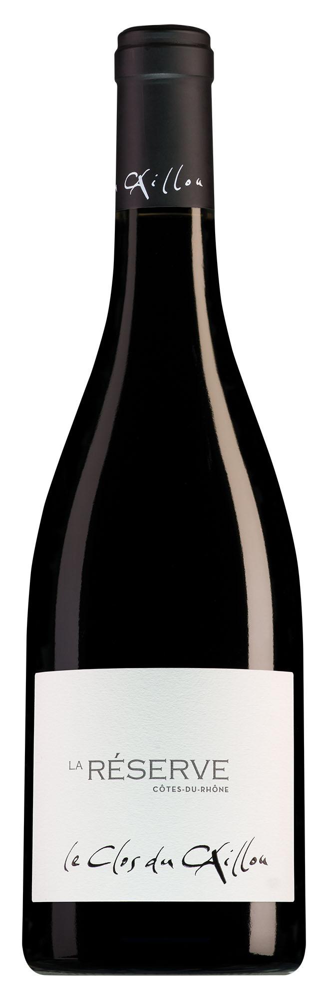 Le Clos du Caillou Côtes du Rhône La Réserve Rouge