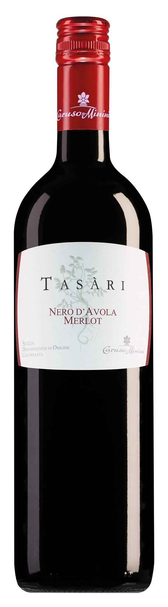 Caruso e Minini Terre Siciliane Tasari Nero d'Avola-Merlot