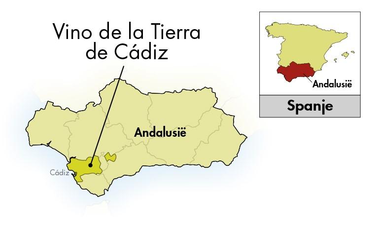 Bodega Tesalia Vino de la Tierra de Cádiz