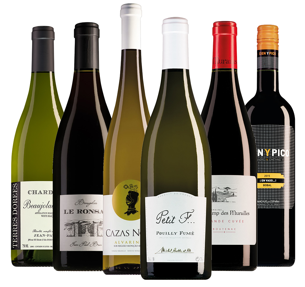 Cazas Novas Vinho Verde Monção e Melgaço Alvarinho