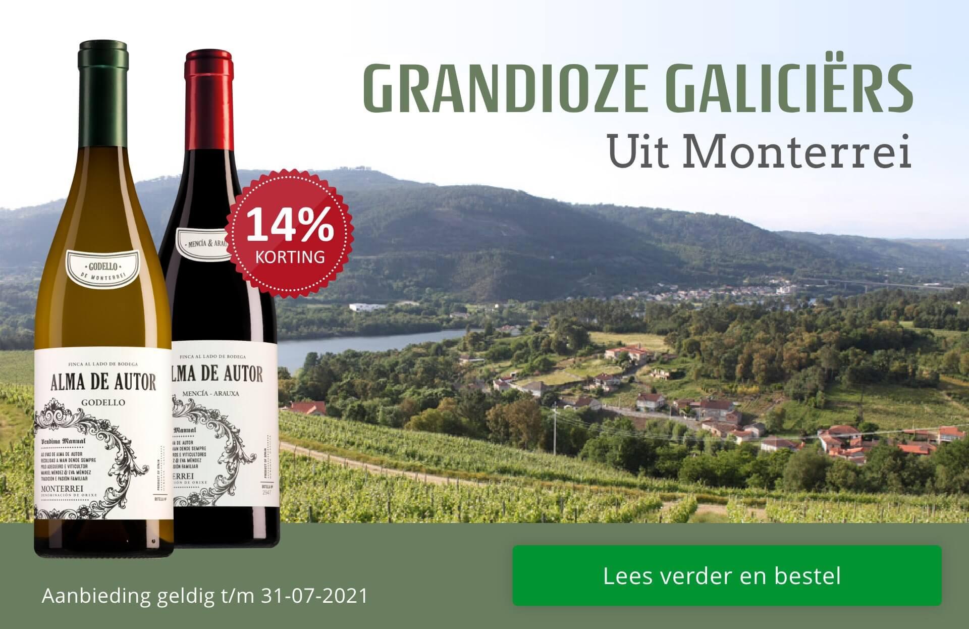 Grandioze Galiciërs uit Monterrei