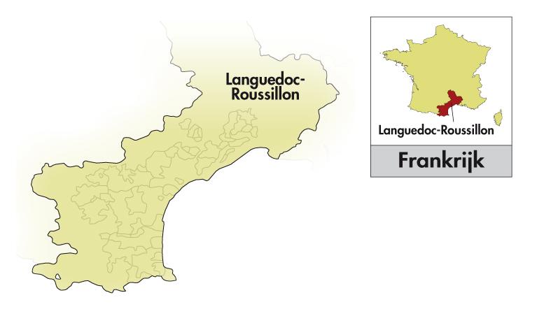 Domaine Clavel Coteaux du Languedoc Copa Santa