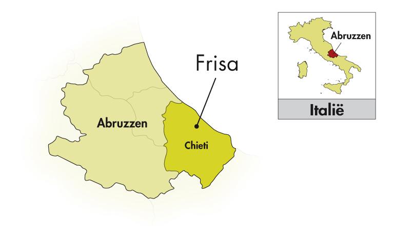 Collefrisio Terre di Chieti Vignaquadra Falanghina