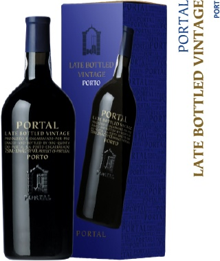Late Bottled Vintage 2008 Port d.o. 'Portal'