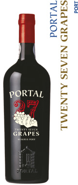 27 Grapes Reserve Port d.o. 'Portal'