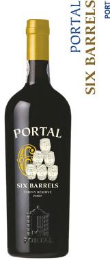 6 Barrels Tawny Reserve Port d.o. 'Portal'